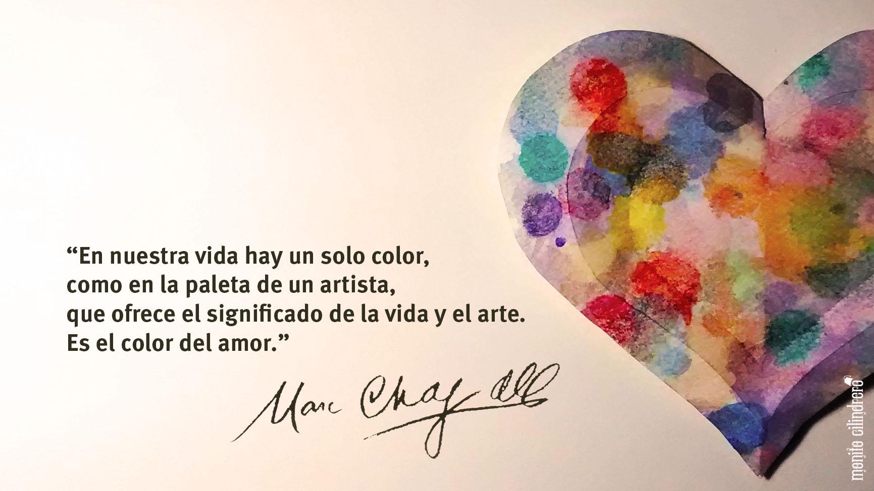 Chagall Monito Cilindrero